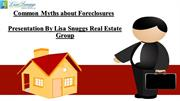 Common Myths About Foreclosures