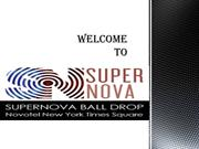 supernova Ball Droppings