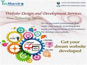 Attractive and Responsive Website Design | Get your website developed