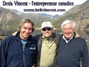 Denis Vincent - l'entrepreneur canadien