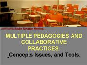 MULTIPLE PEDAGOGIES