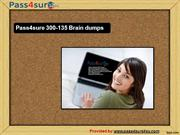 Pass4sure 300-135 Latest Questions and Answers
