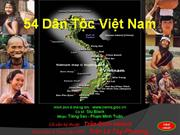54 Dn Tc Vit Nam - TH TLTP