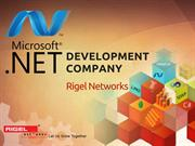 ASP .NET Development Company - Rigel Networks