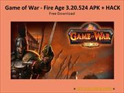 Game of War - Fire Age 3.20.524 APK + HACK | Free Download