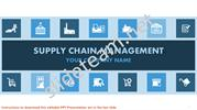 Supply Chain Management Systems PPT Presentation