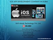 IOS Apps Development Company Dubai