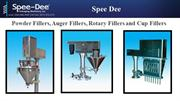 Rotary Filling Machines