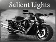 Get Led Projector Headlights for Motorcycle by Salient Lights