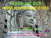 World Heritage Sites - TLTP