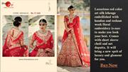 Latest Bridal Lehenga Collections From Bharatplaza
