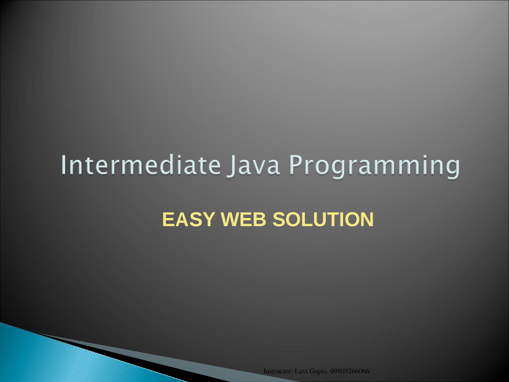 Learn Java - Java Tutorial for Beginners - Java Tutorial |authorSTREAM