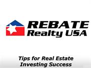 Tips for Real Estate Investing Success - George Schiaffino