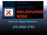 Cheapest Oven Repairs Melbourne