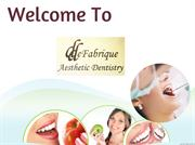 Exceptional & Affordable Cosmetic Dentistry