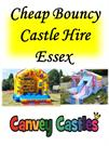 Cheap Bouncy Castle Hire Essex