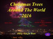 Xmas_2016 World Xmas Trees
