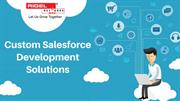 Custom Salesforce Development Solutions