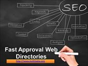 Fast Approval Web Directories - Multimeta Directory