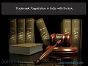 Trademark Registration in India with Sunbrio