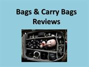 Bags & Carry Bags Reviews