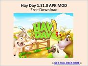 Hay Day 1.31.0 APK + HACK | FREE DOWNLOAD
