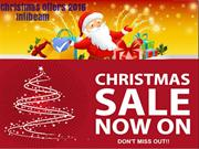Christmas Offers 2016- Christmas Sale and Deals Online- Infibeam.com