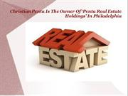 Christian Penta Is The Owner Of 'Penta Real Estate Holdings'