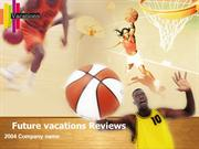 Future vacations Reviews /Future vacations jayanagar bangalore