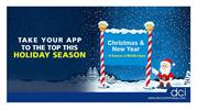 Take Your App to the Top This Holiday Season