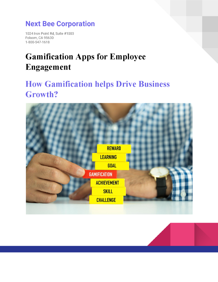 E Book Gamification Apps For Employee Engagement