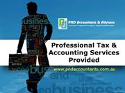 Are You Paying Too Much Tax - Professional Tax & Accounting Services