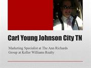 Carl Young Johnson City TN - Marketing for the Ann Richards Group