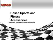 Sports Equipment India | Cosco Sports Equipment
