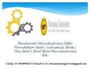 Spring-Washer-Manufacturers