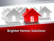 Gorgeous Windows for Home by Brighter Homes Solutions