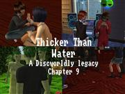 A Discworldly Legacy Chapter 9