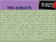 THE ASHLEYS
