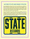 Access State Records Online