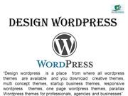 designwordpress-Wordpress Theme Download