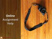 Online Assignment Help for student UK