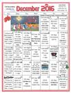 Colonial Manors Activity Calendar December 2016