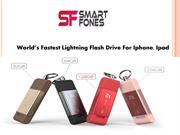 Get USB Flash Drive for iphone in Denmark