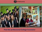 Find the professional College Counselor