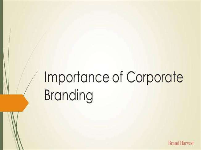 importance of corporate image