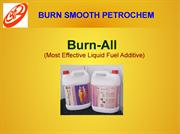 Uses of Burn-All for Petrol Engines