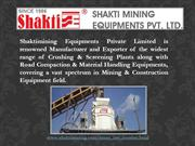 Jaw Crusher Manufacturers in India