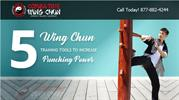 5 Wing Chun Training Tools to Increase your Punching Power