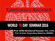 Tuberculosis Revisited