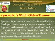 Ayurvedic Kidney Treatment in Ayurveda